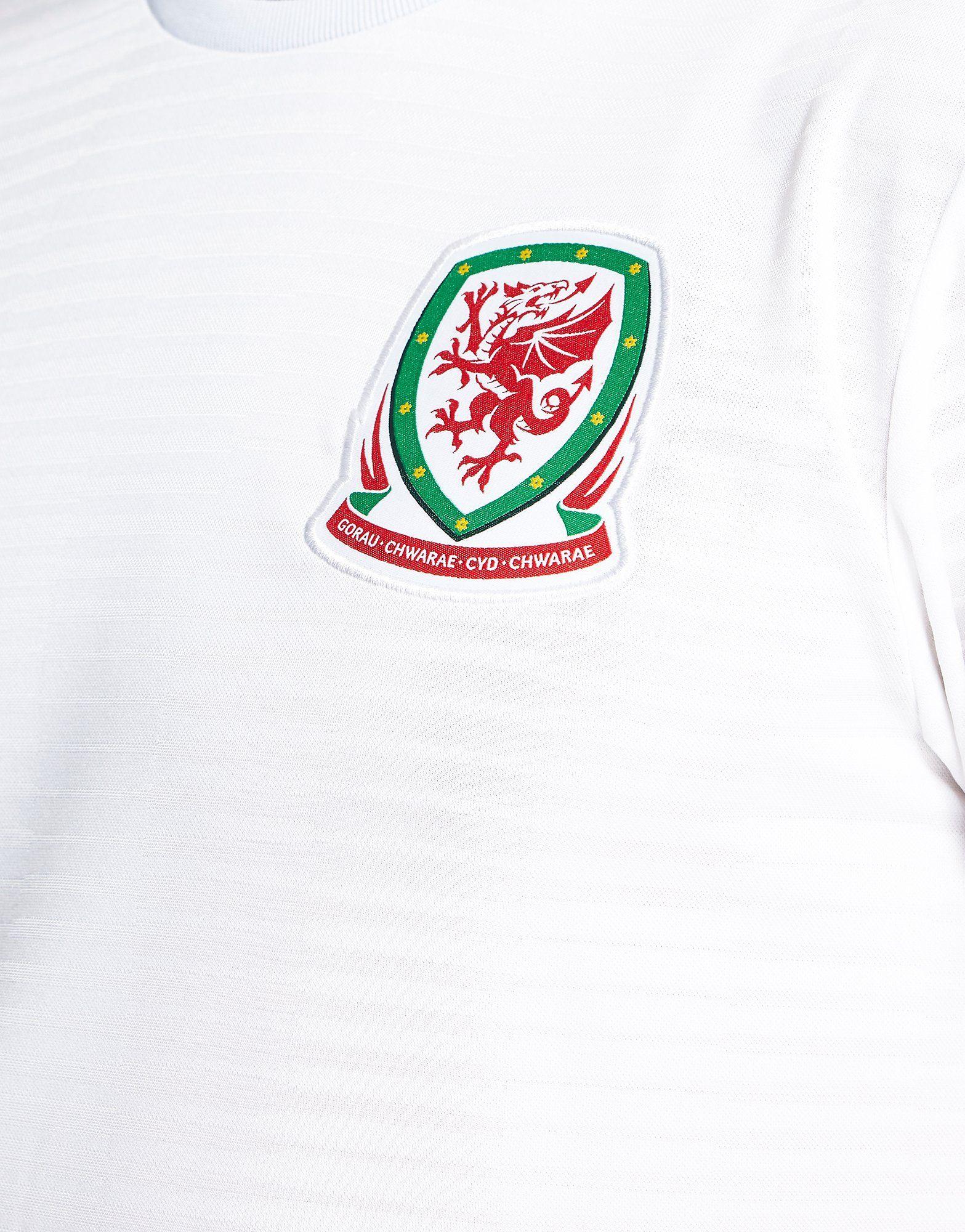 adidas Wales 2018/19 Away Shirt