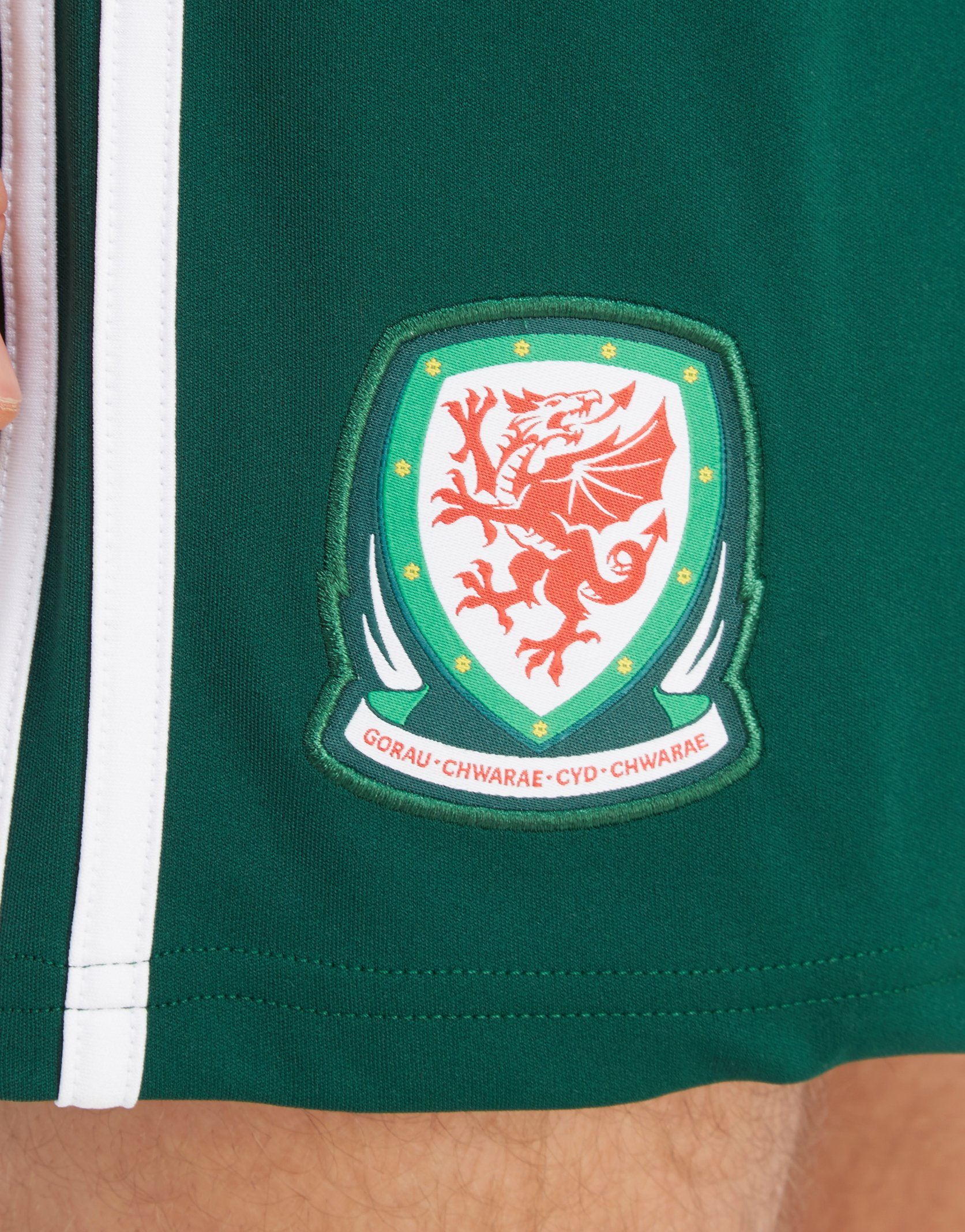 adidas Wales 2018/19 Away Shorts