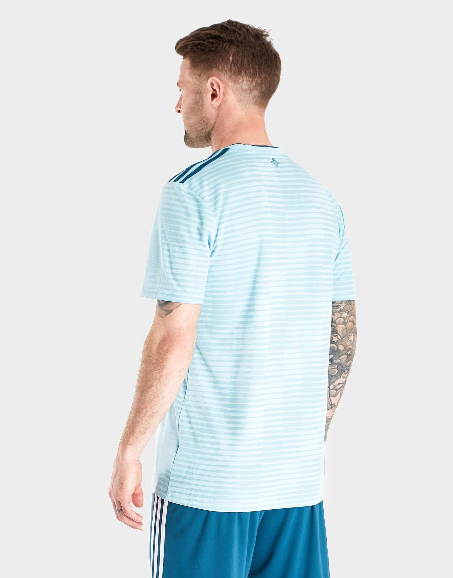adidas Northern Ireland 2018/19 Away Shirt