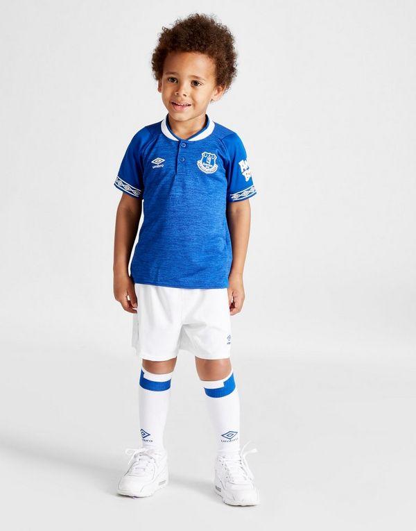 1111317464c Umbro Everton FC 2018 19 Home Kit Children
