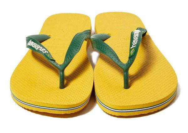 08bbd63bb62b45 Havaianas Brazil Logo Flip Flops