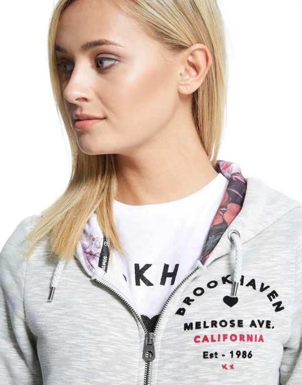 Brookhaven Floral Love Hoody