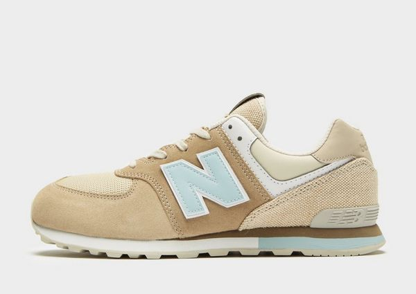 new balance junior beige
