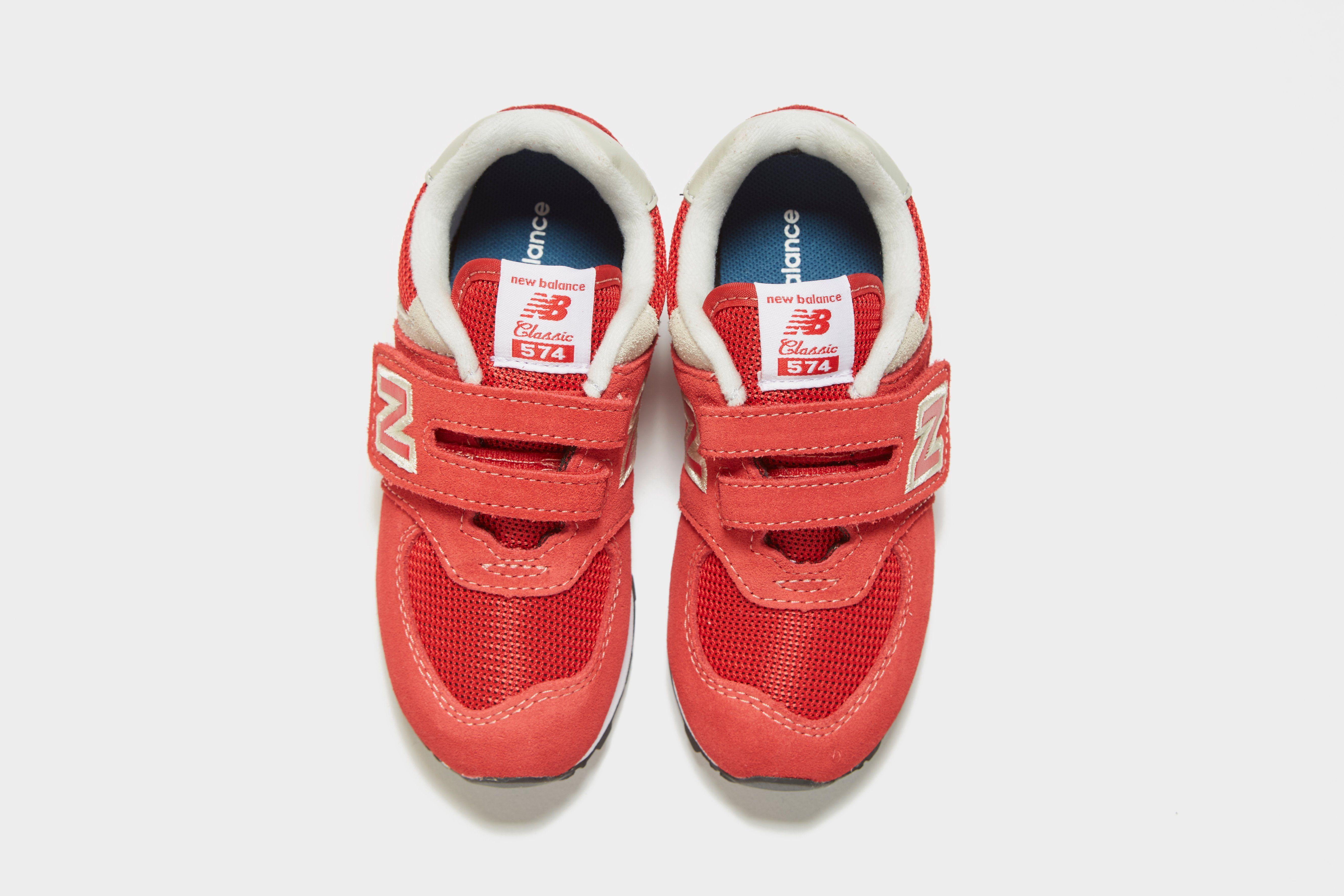 New Balance 574 Infant Rot Liefern Billig Verkauf Offiziell Große Überraschung In Deutschland Billig vFeS4k0RLe