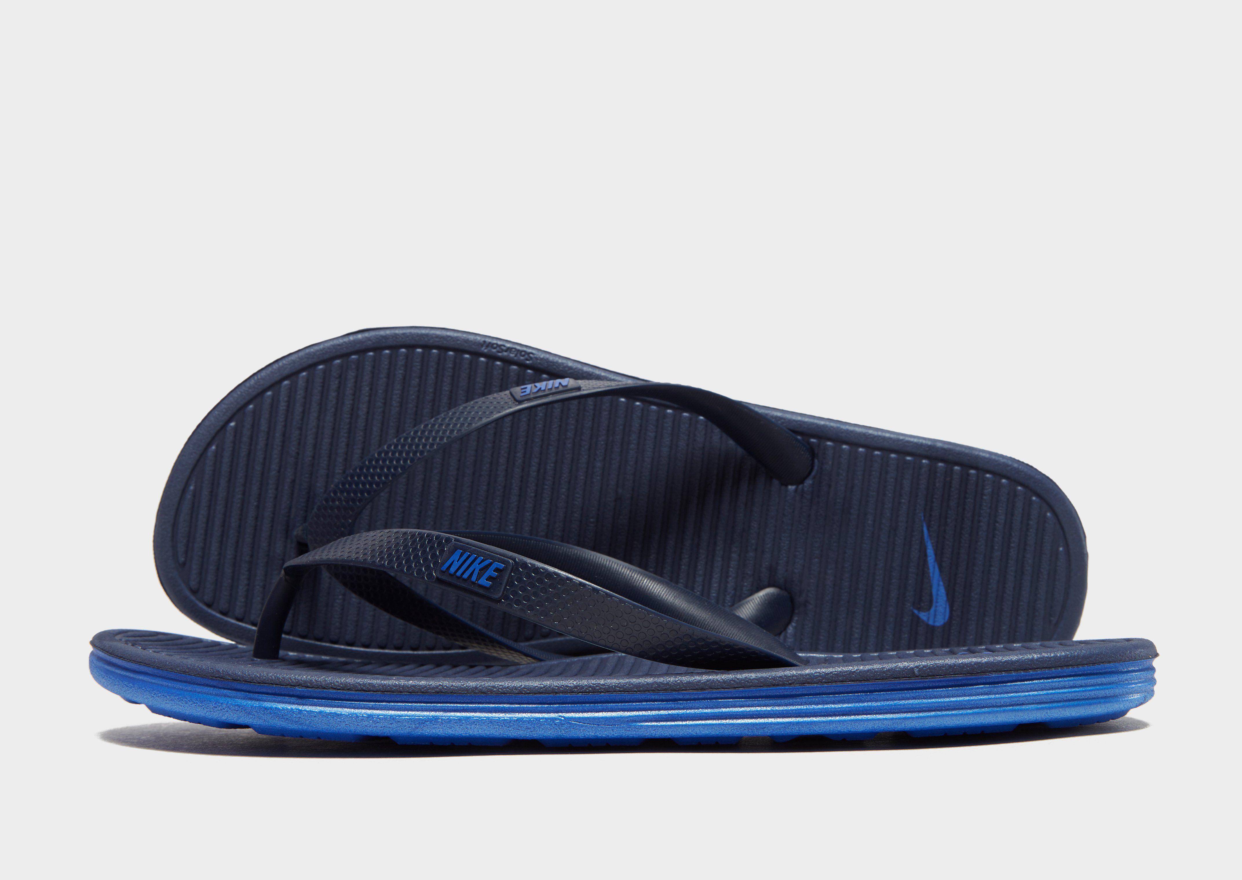 8389a1640bb Nike Solarsoft II Flip Flops