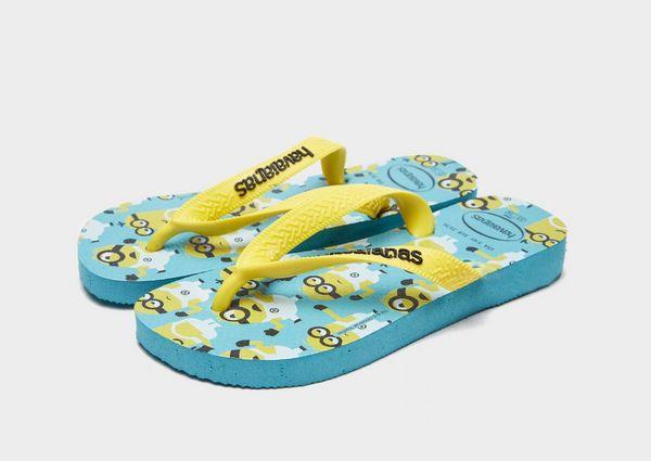 0c7d6b2acc1f4 Havaianas Minions Flip Flops Children