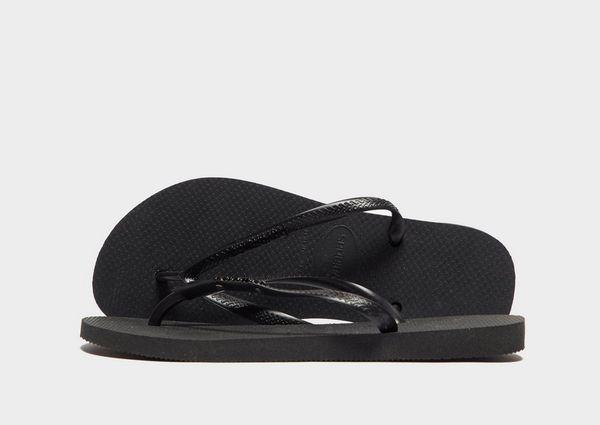 517c5b7fe73 Havaianas Slim Metallic Flip Flops Women s