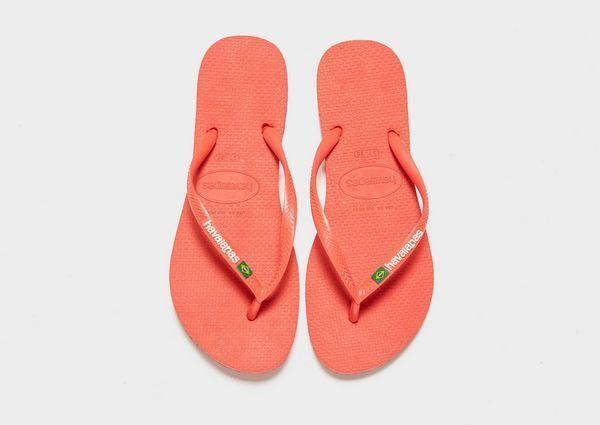 Havaianas Slim Brasil Flip Flops Women s  338425750c23