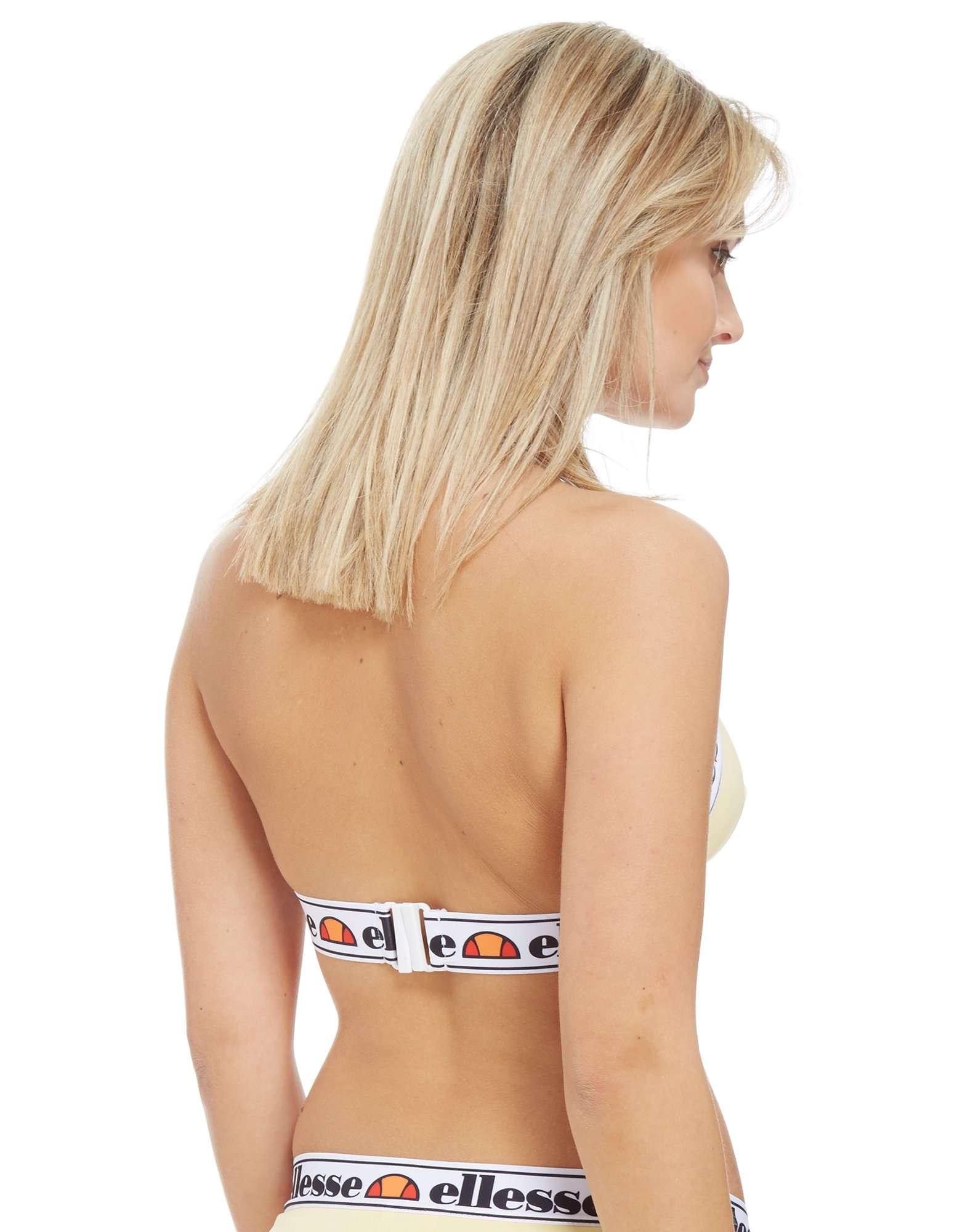 Ellesse Tape Bikini Top