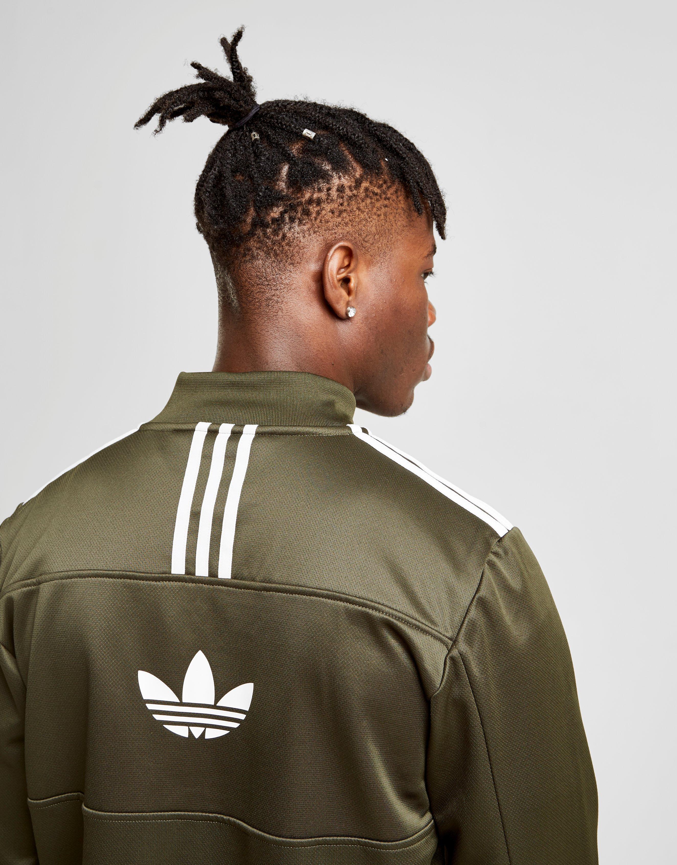 The New Minimalism adidas Originals chaqueta de chándal ID96 Poly - Ropa de mujer 058456_jdsportses ZZHNSQE