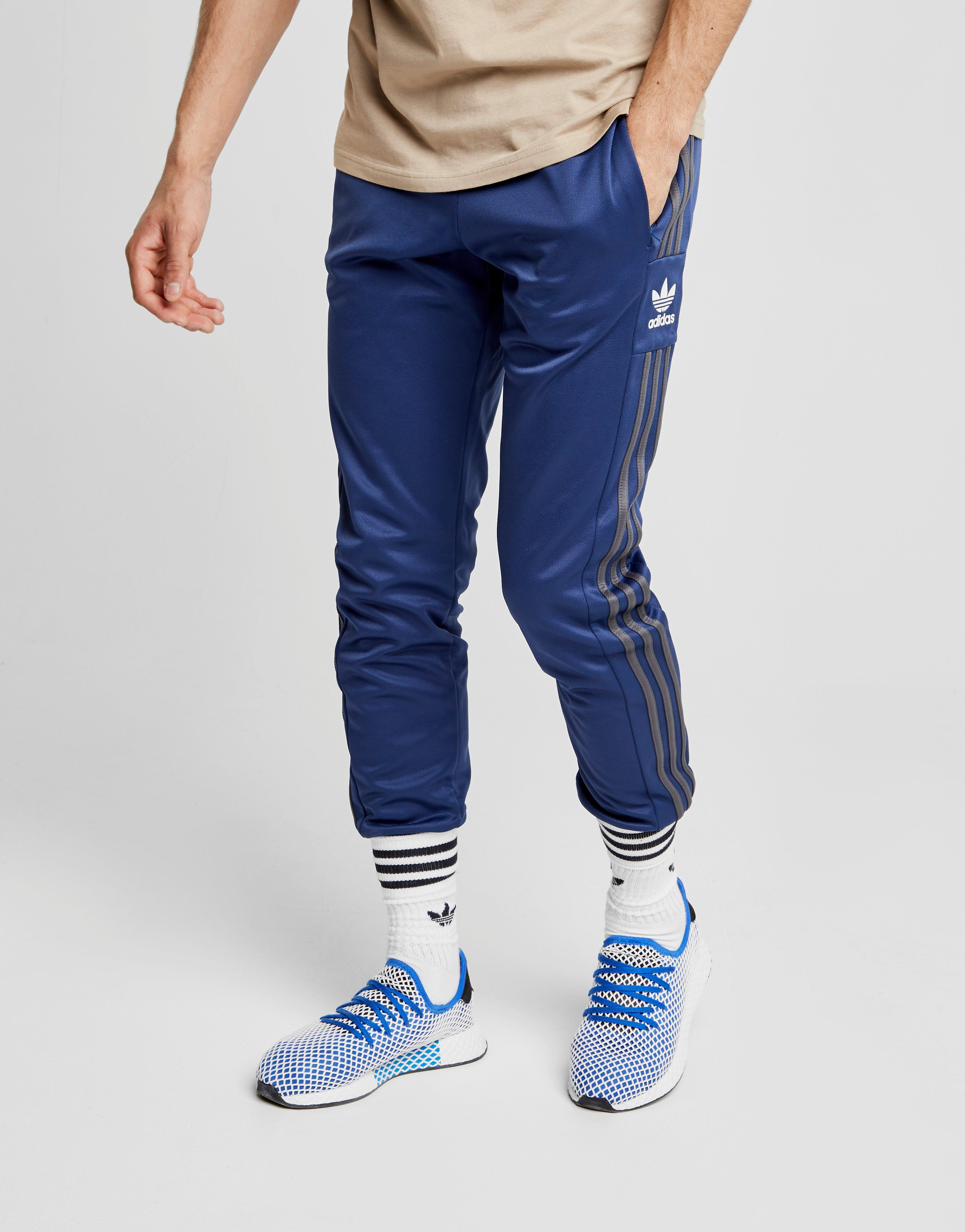 adidas Originals ID96 Track Pants Blau