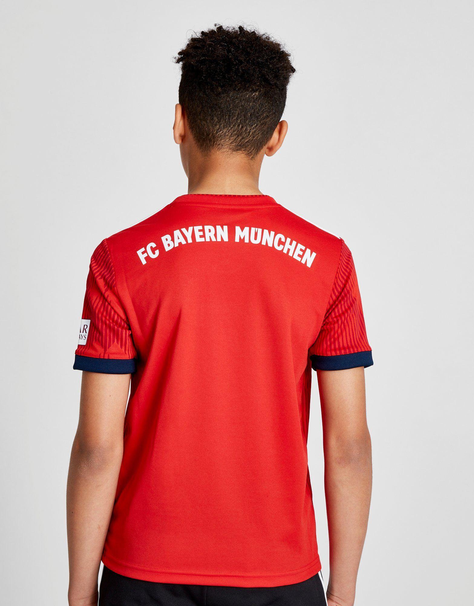 adidas FC Bayern Munich 2018/19 Hemmatröja Junior