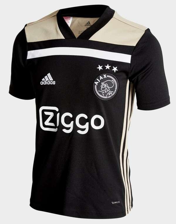 2b7161db3 adidas Ajax 2018 19 Away Shirt Junior
