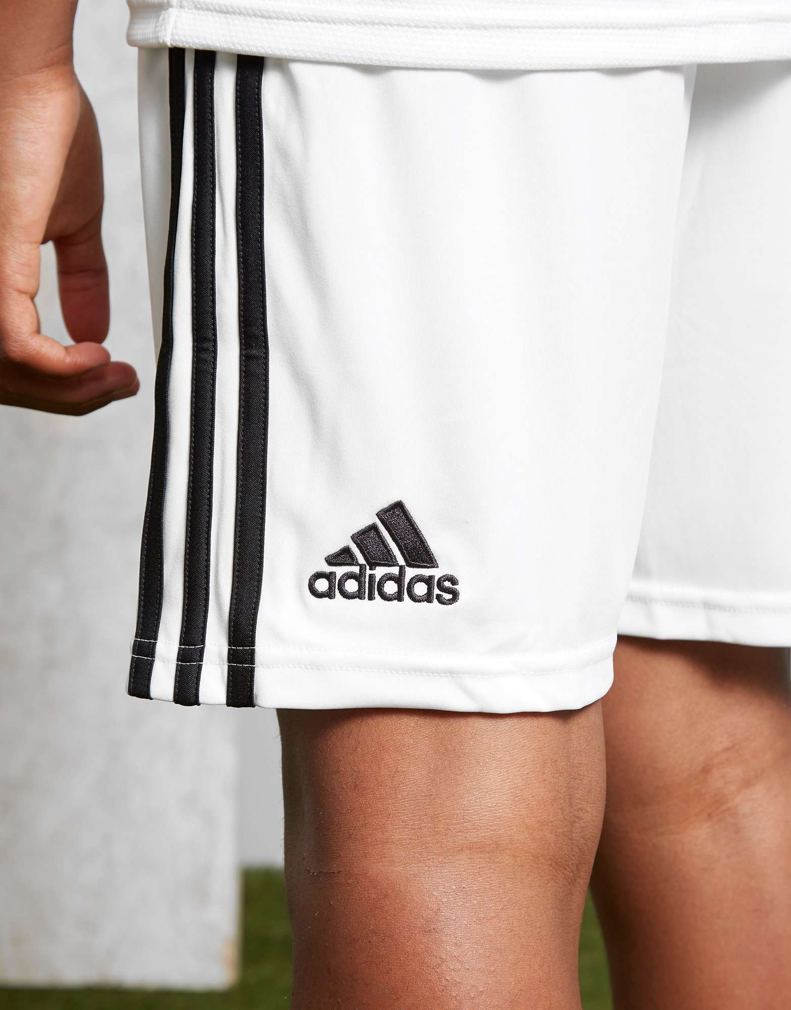 adidas adidas Real Madrid 2018/19 Home Shorts Junior