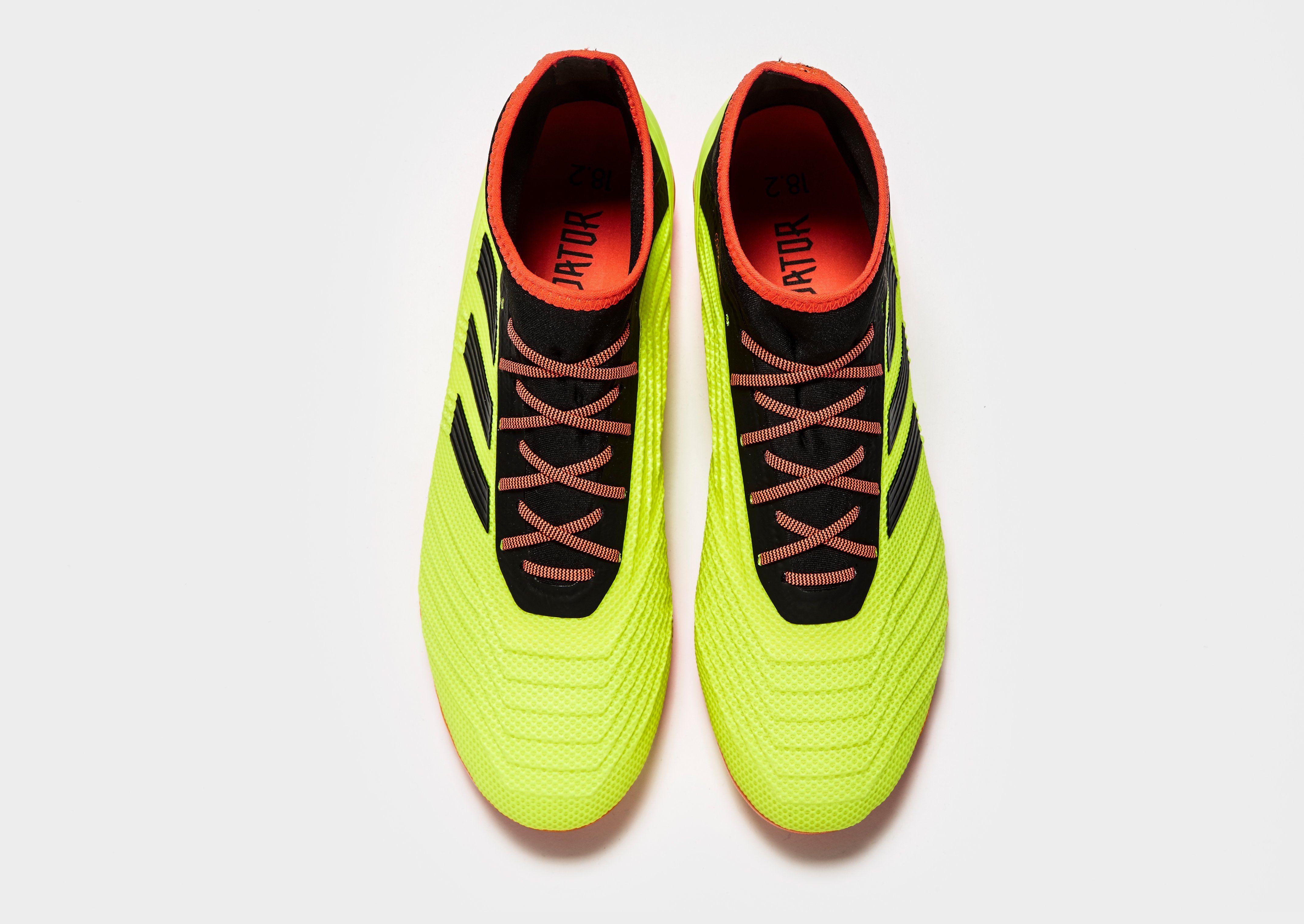 Billig Exklusiv Großer Verkauf Zum Verkauf adidas Energy Mode Predator 18.2 FG Gelb Empfehlen Billig Erhalten Authentisch Günstigen Preis t7THAPu