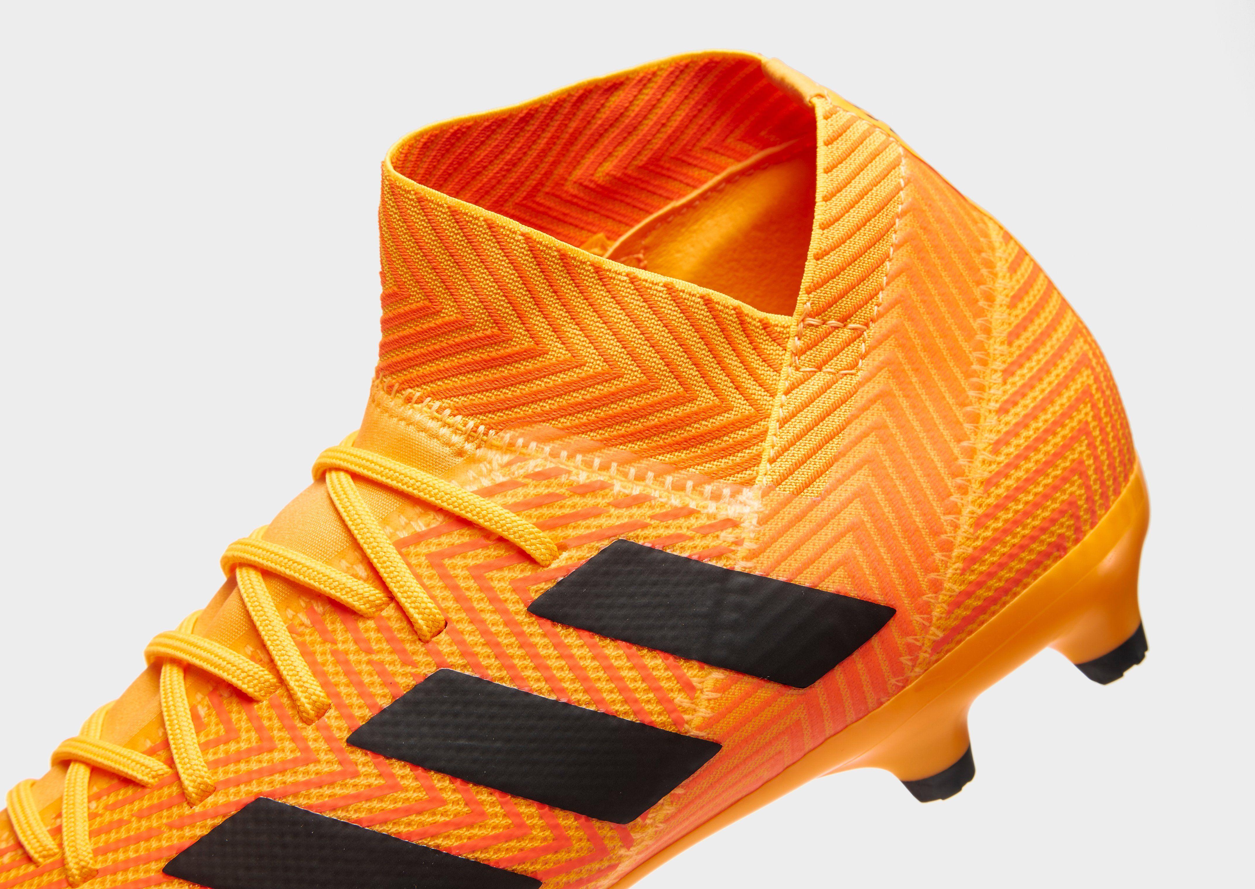Ja Wirklich Ost Veröffentlichungstermine adidas Energy Mode Nemeziz 18.3 FG Orange Natürlich Und Frei Geschäft Zum Verkauf uPWOtMz