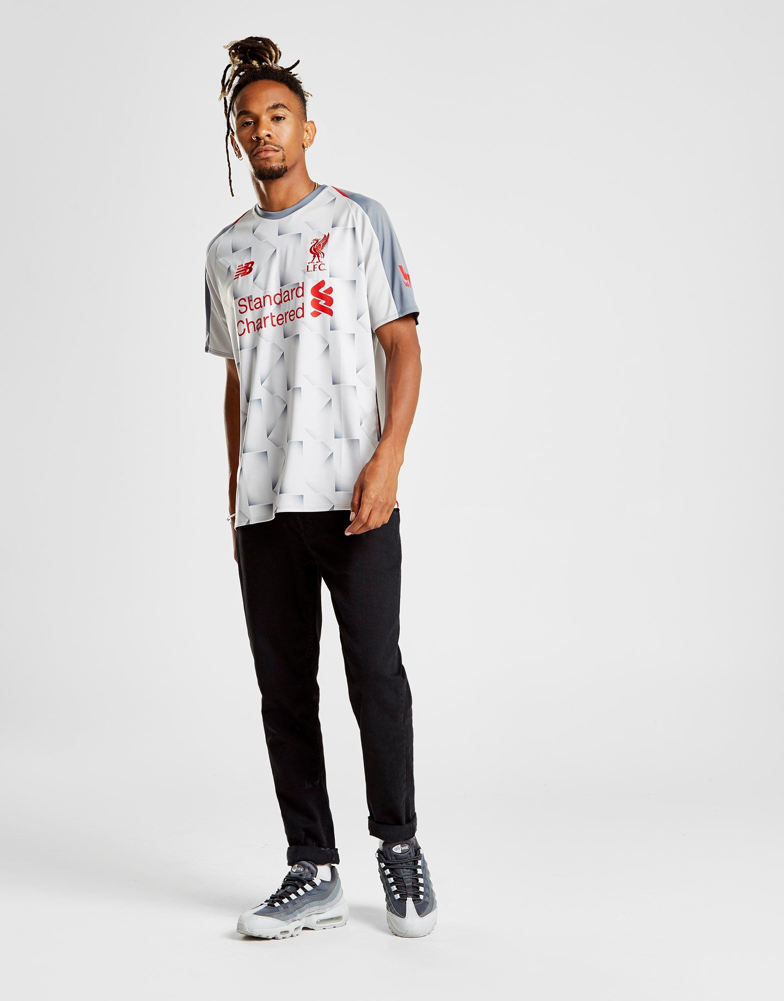 New Balance Liverpool FC 2018/19 Third Shirt