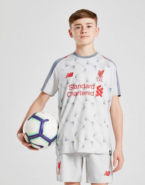 New Balance Liverpool FC 2018 19 Third Shirt Junior  3d486a742