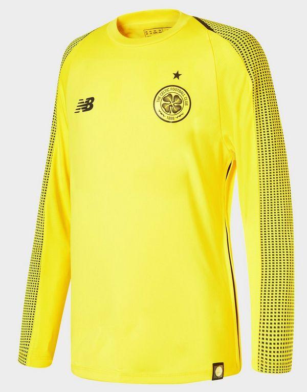 781d1174587d9 New Balance camiseta de portero Celtic FC 2018 19 1.ª equipación júnior