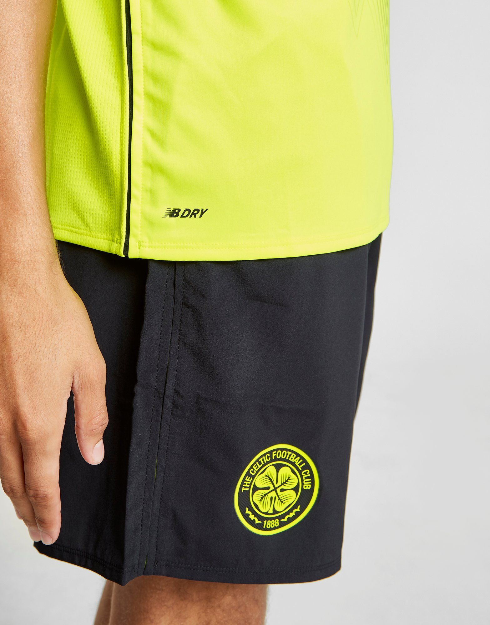 New Balance Celtic FC 2018/19 Third Shirt