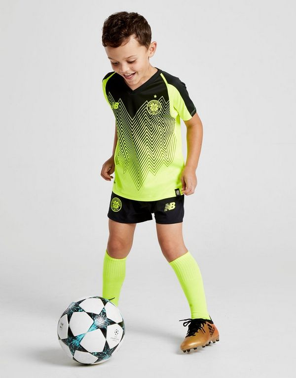 New Balance Celtic FC 2018 19 Third Kit Children  9768c27bc
