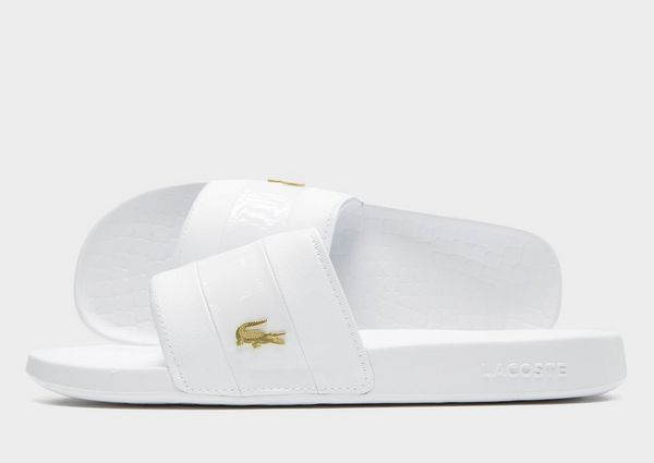 lacoste frasier deluxe slides jd sports