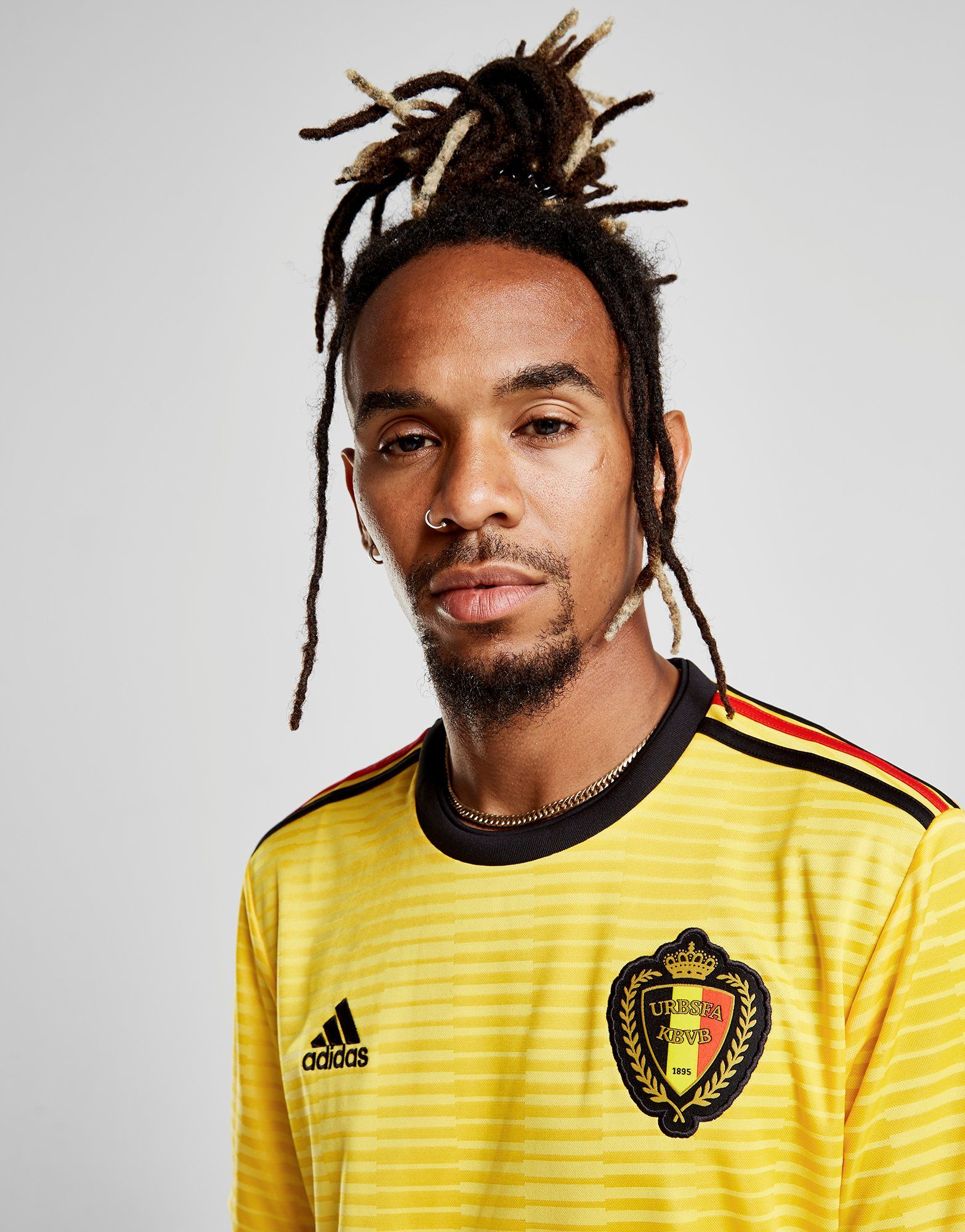 adidas Belgium 2018 Away Shirt