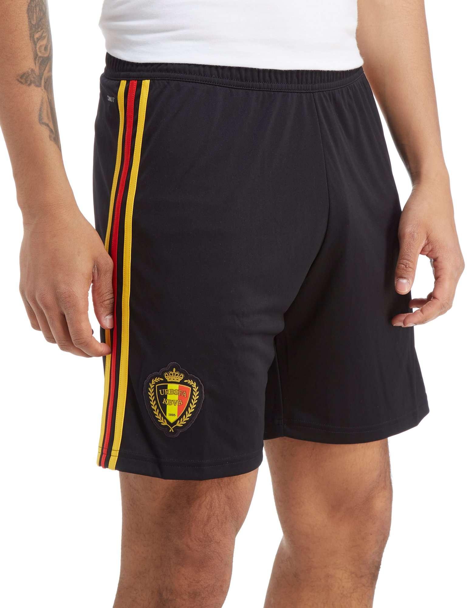 adidas Belgium 2018 Away Shorts