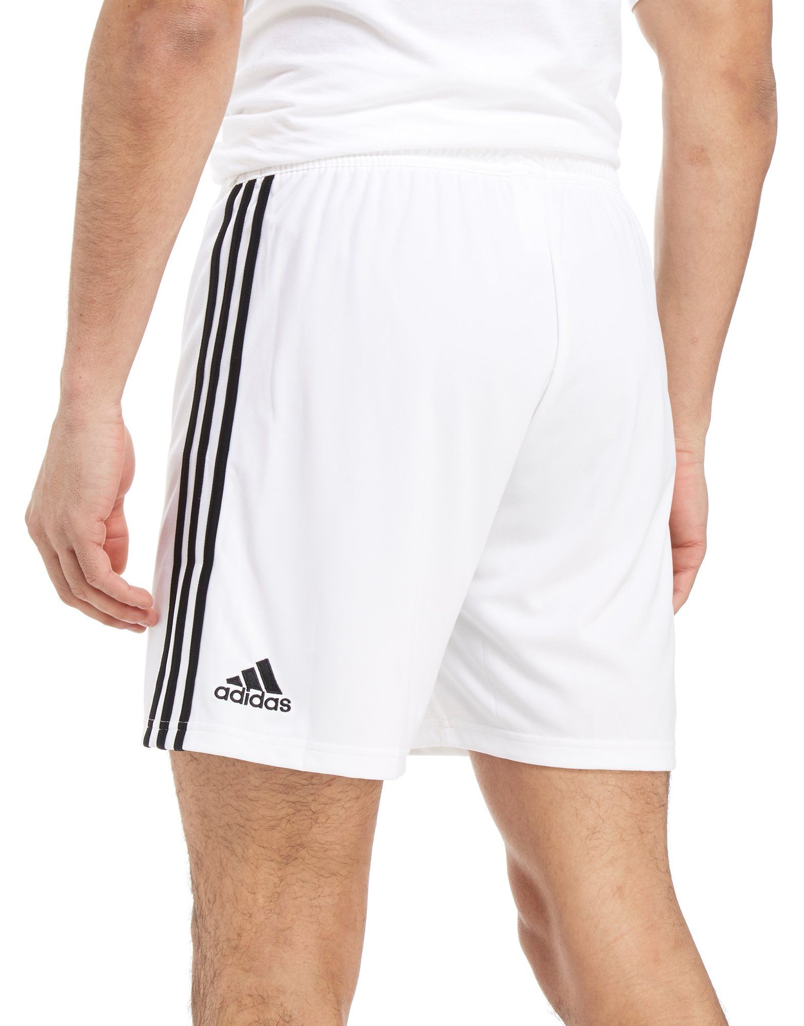 adidas Argentina 2018 Away Shorts Weiss