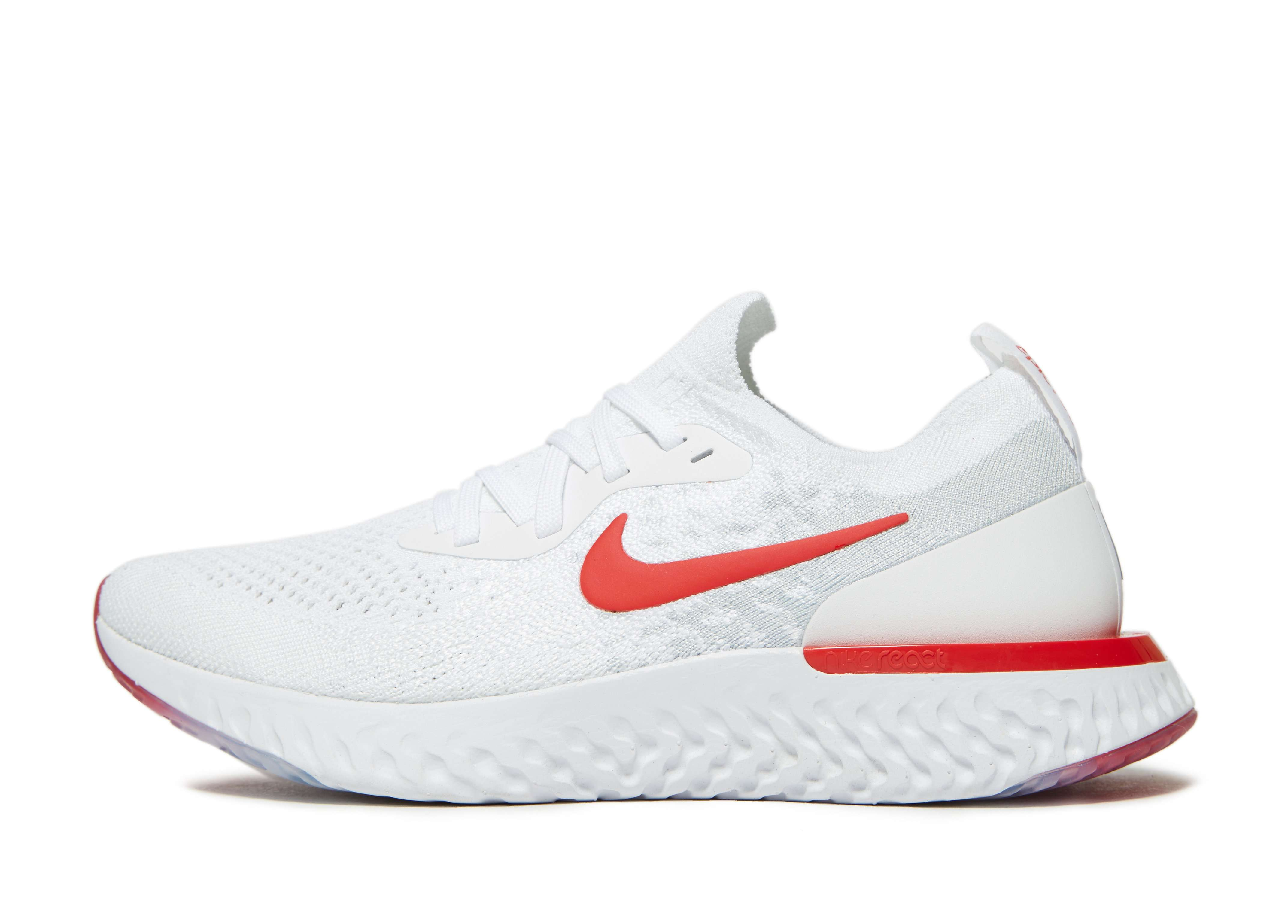 on sale 30d71 585bd Nike Epic React Flyknit Junior  JD Sports