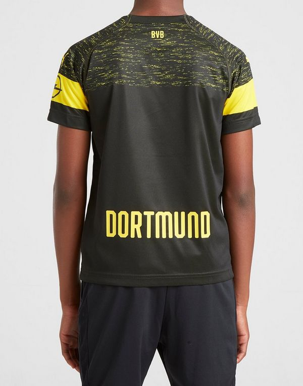 a8b2f0b91665 PUMA Borussia Dortmund 2018 19 Away Shirt Junior