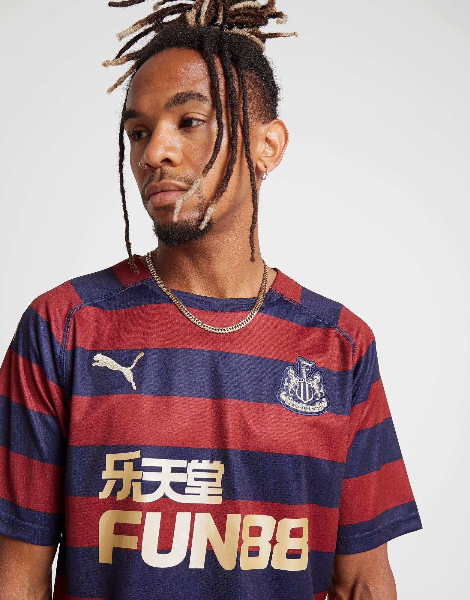 PUMA Newcastle United FC 2018/19 Away Shirt
