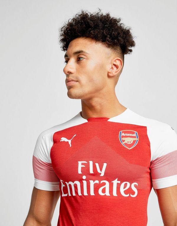 PUMA Arsenal FC 2018 19 Home Authentic Shirt  a57b14a2b
