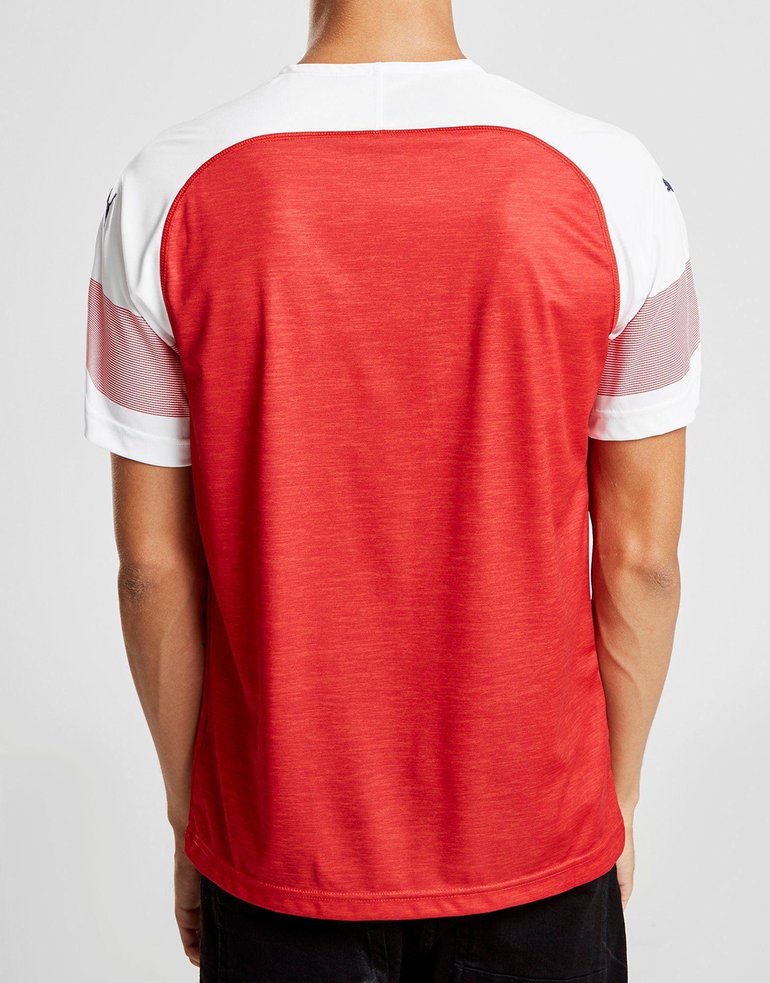 PUMA camiseta Arsenal FC 2018/19 1.ª equipación