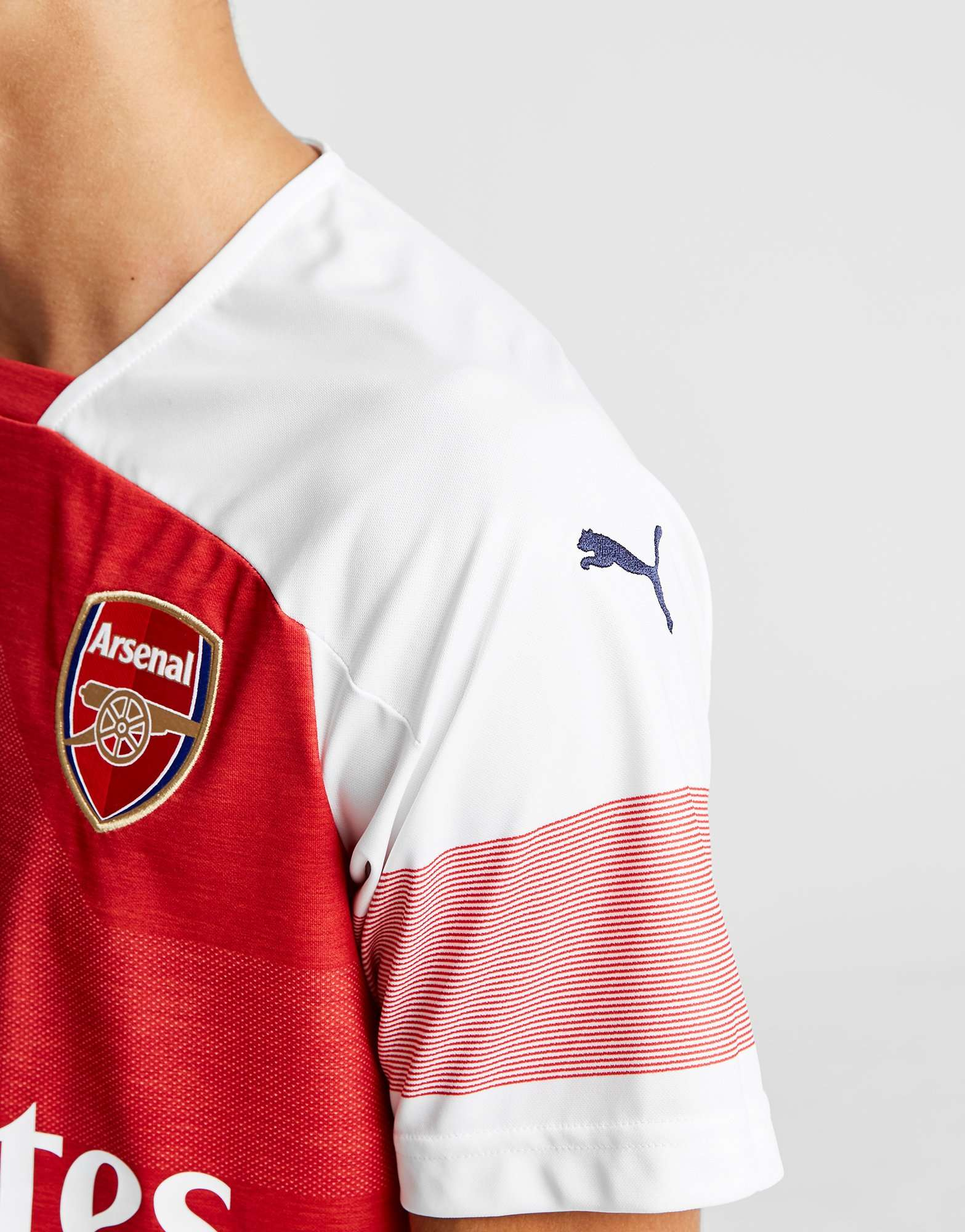 PUMA Arsenal FC 2018/19 Home Shirt