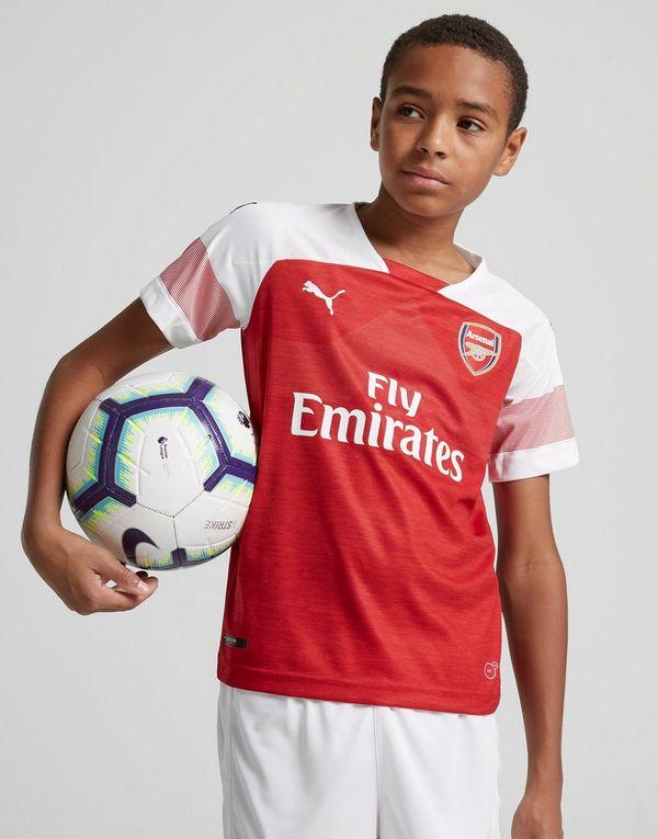 PUMA Arsenal FC 2018 19 Home Shirt Junior  d049a8a5b