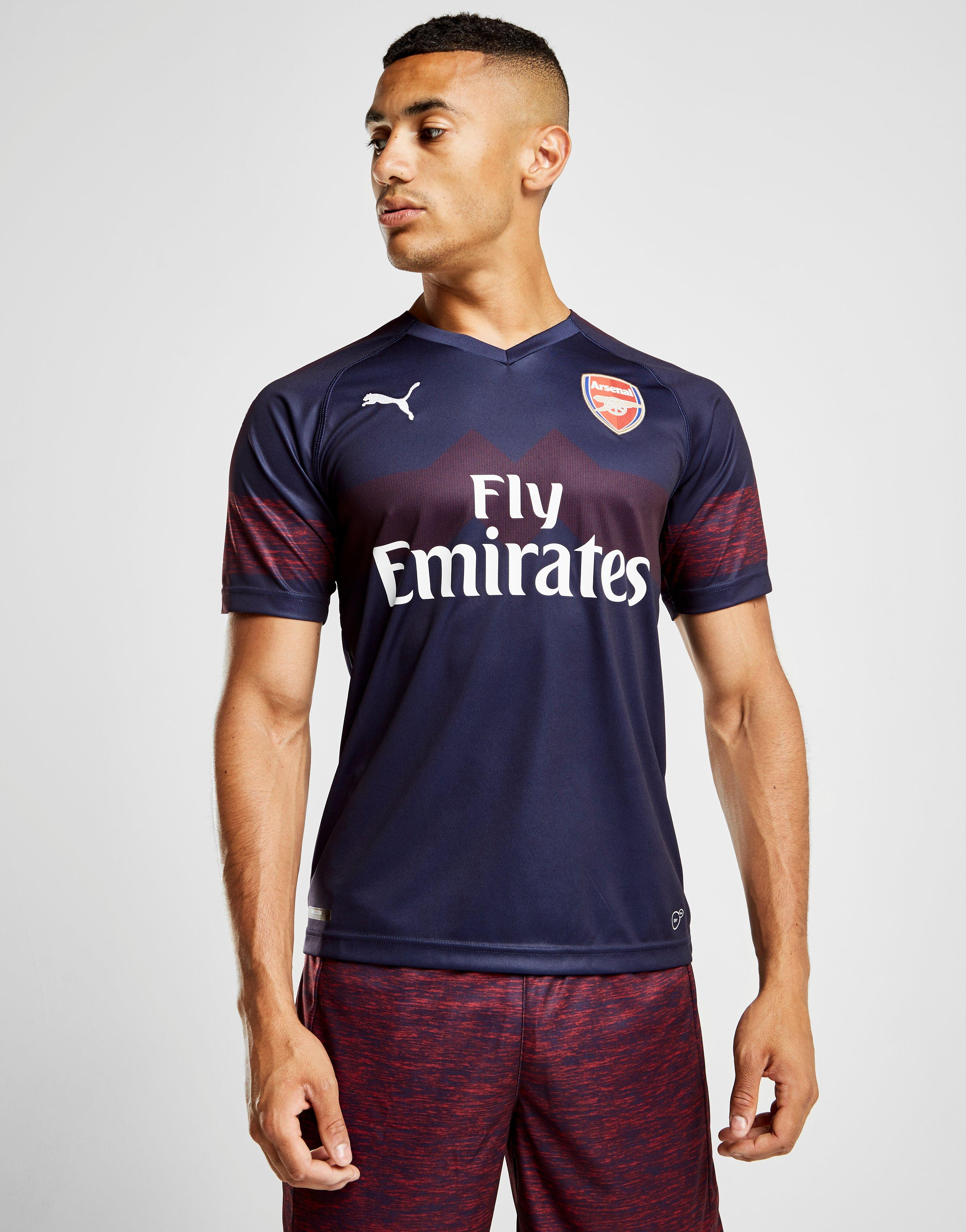 New Puma Men s Arsenal FC 2018 19 Away Football Shirt  7c8fe944d