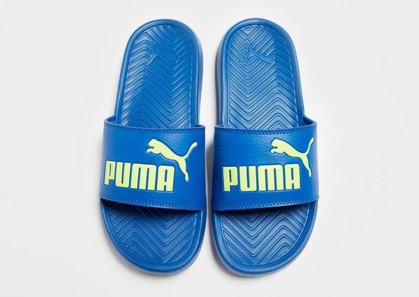 aaa7ee237142 PUMA Popcat Slides Junior