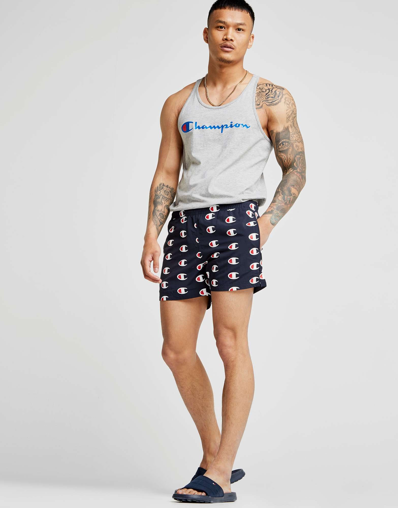 Champion Repeat Swim Shorts