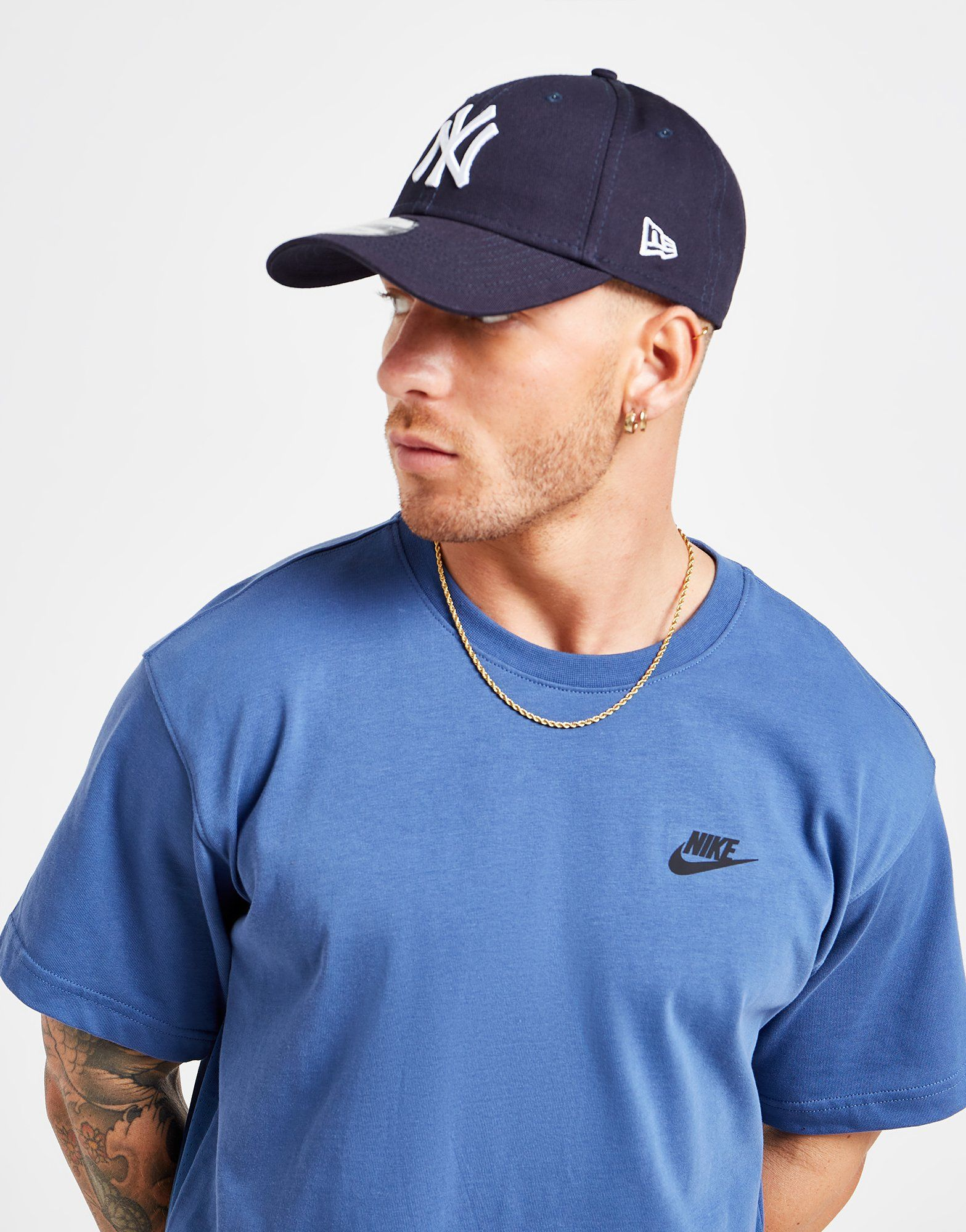 New Era MLB New York Yankees 9FORTY Cap  058d69d531c