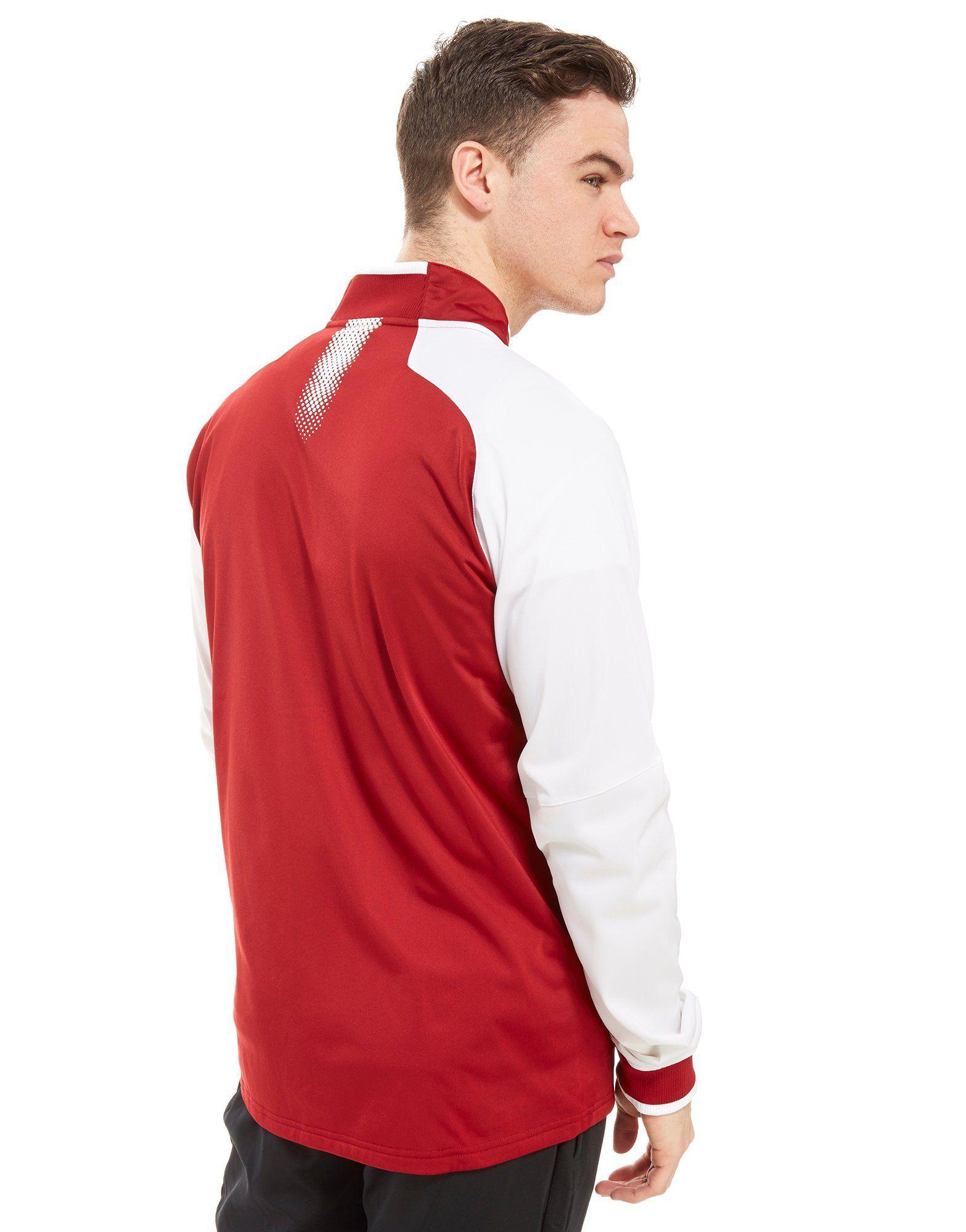 Arsenal PUMA 2018 Arsenal PUMA FC Rot Jacket Stadium wExfPfdvq