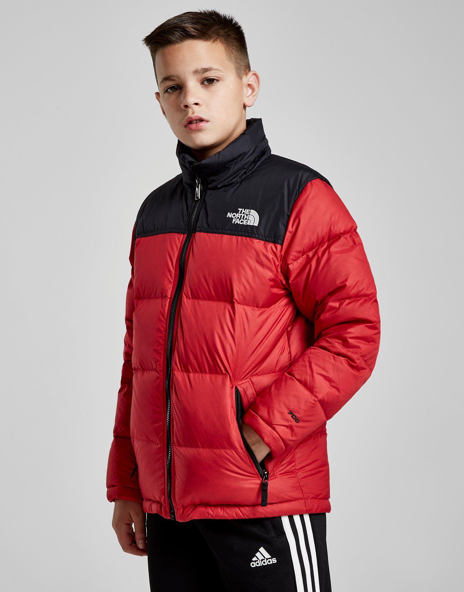 The North Face Nuptse Jacket Junior  66f03615e