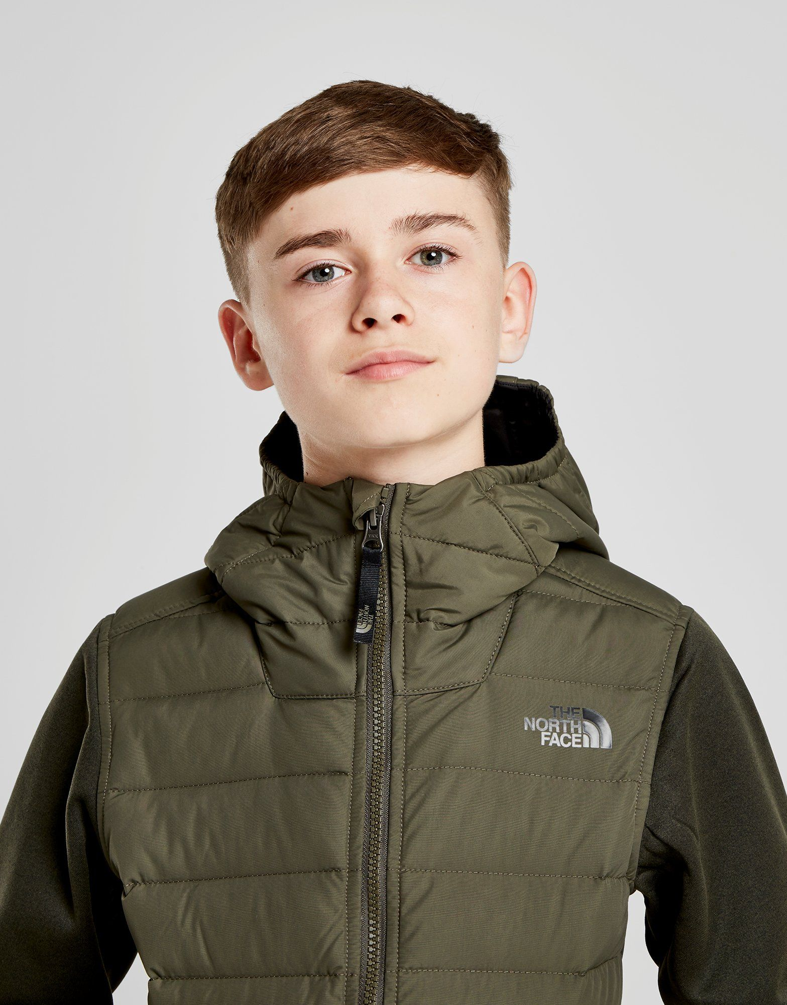The North Face Mittelegi Hybrid Giacca Junior