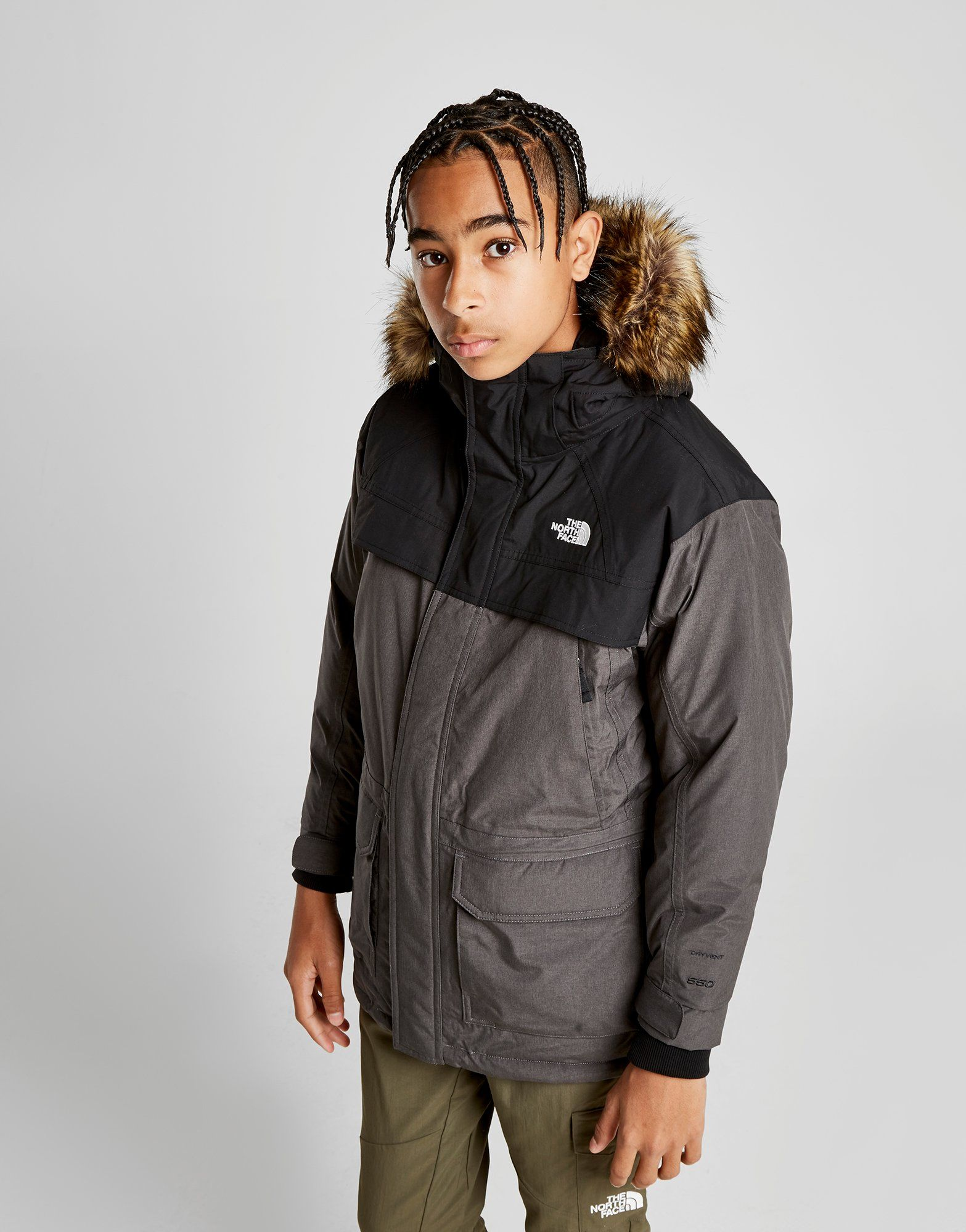 e143b8e5d848 The North Face McMurdo Parka Jacket Junior