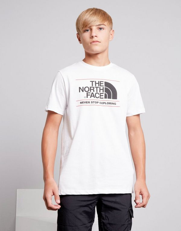 5d861a03023c The North Face Never Stop Exploring Easy T-Shirt Junior