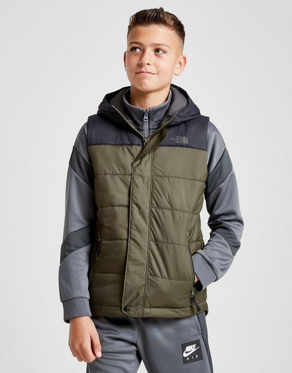 the north face blouson sans manches harway junior jd sports. Black Bedroom Furniture Sets. Home Design Ideas