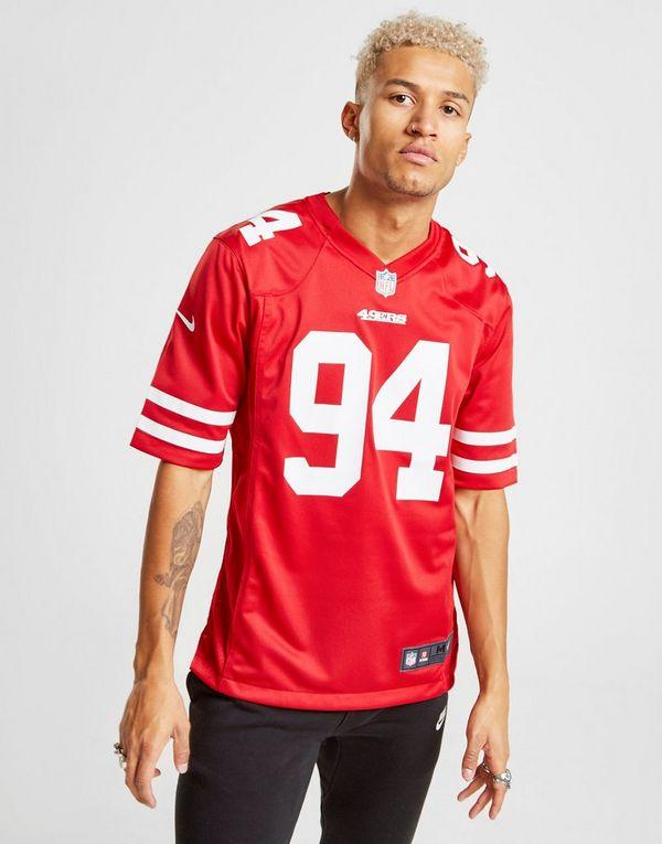 Nike NFL San Francisco 49ers Thomas Home Shirt  587c25d49
