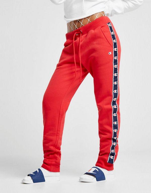 Jd Survêtement Tape Fleece Champion Femme Sports Pantalon De HZpwWRqAx