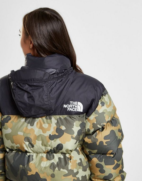 Sports Nuptse Jd The Jacket Face North 1996 Dames BZx4a0wq