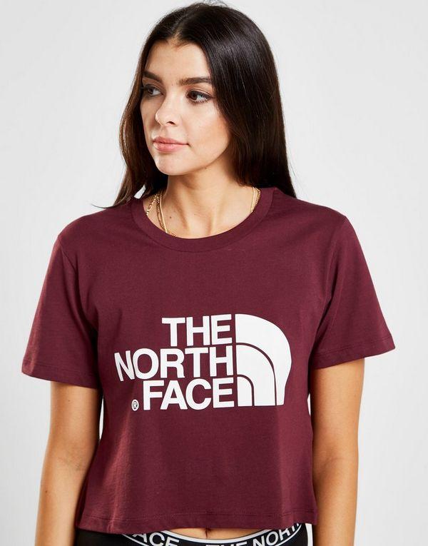 The North Face Crop Logo T-Shirt  4038a6564